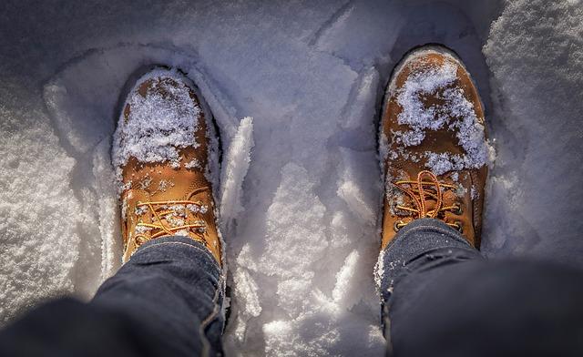 Suché nohy – teplé nohy