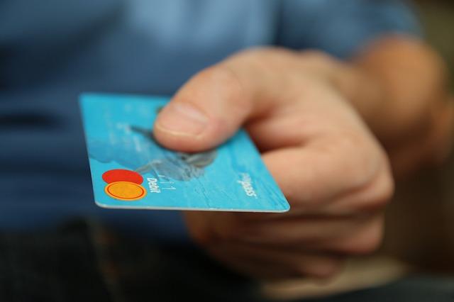 platení karta