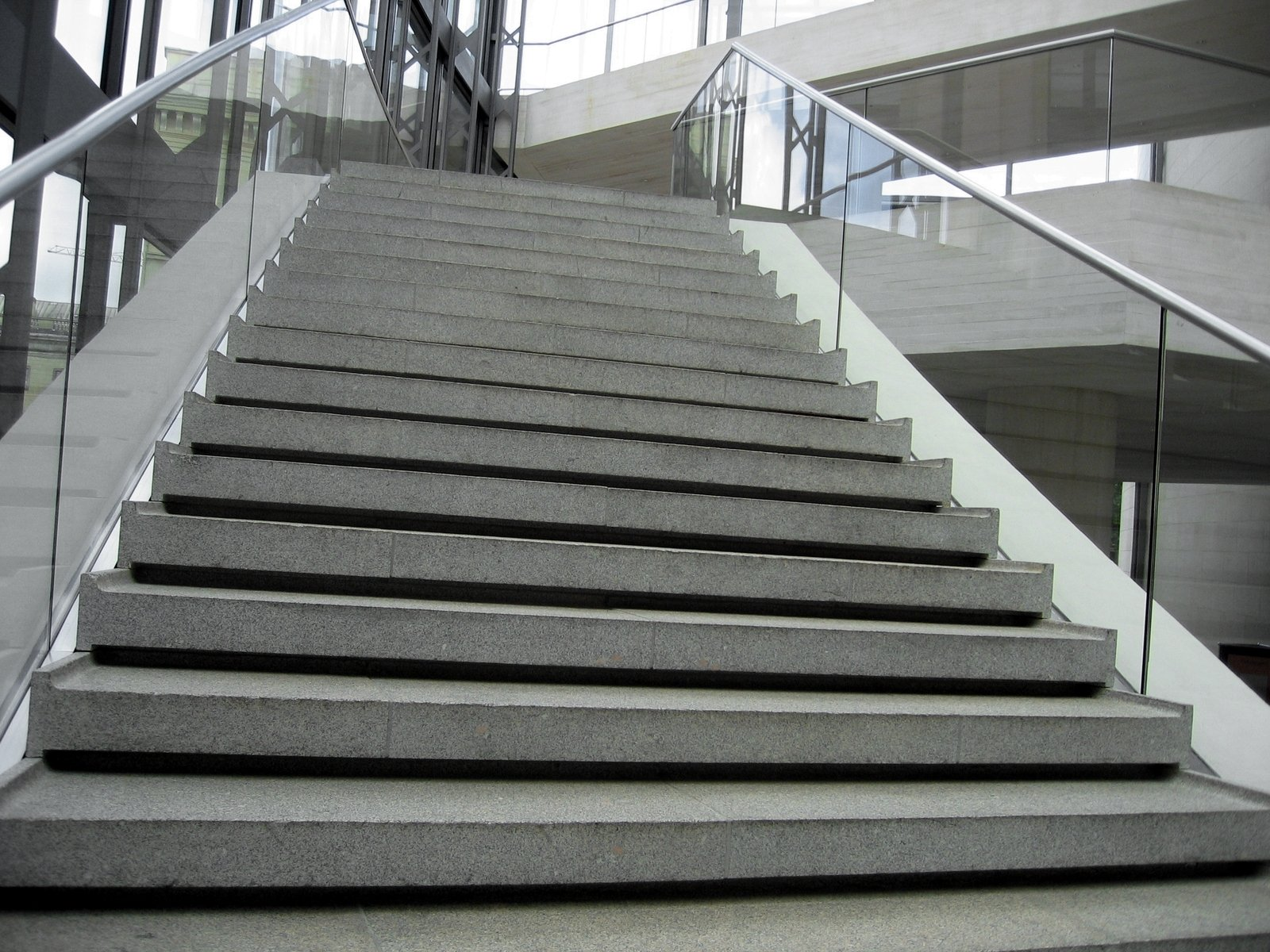 vonkajšie schody